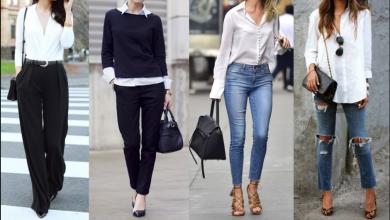 Beyaz Gömlek Kombin Önerileri Nelerdir?